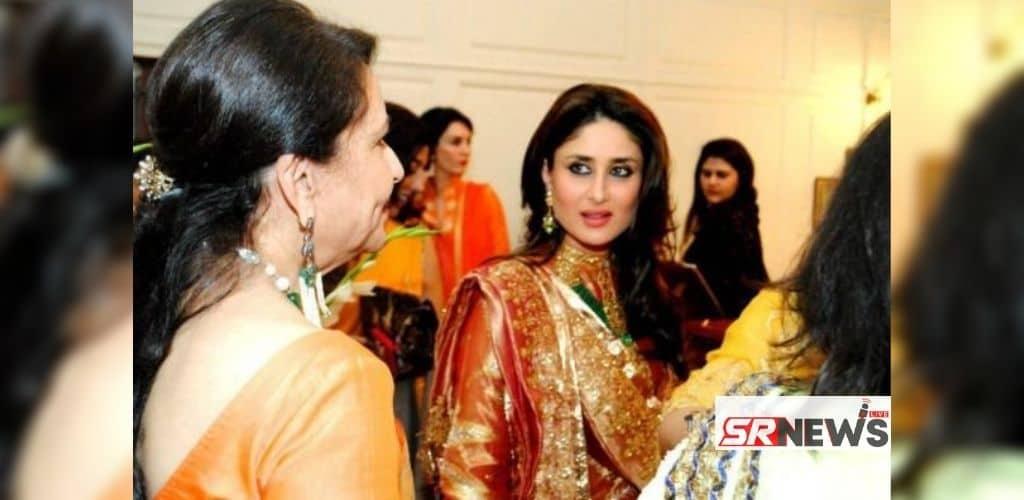 Kareena Kapoor Sharmila Tagore