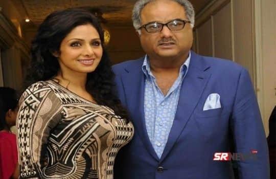 Boni Kapoor Shreedevi