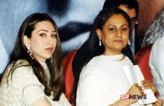 Karishma Kapoor Jaya Bachchan