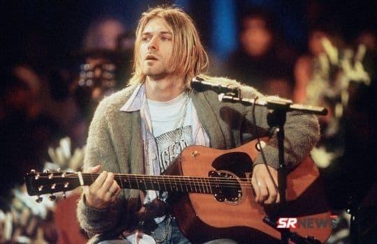 Kurt Cobain Hair