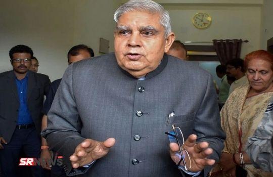 Governor Dhankhar