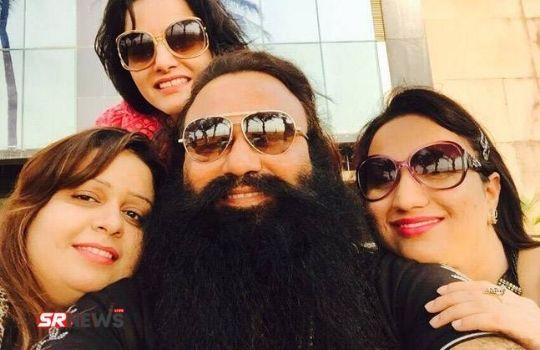 Ram  Rahim Family