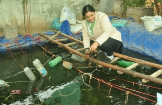 Ranjana Yadav Pearl Farming