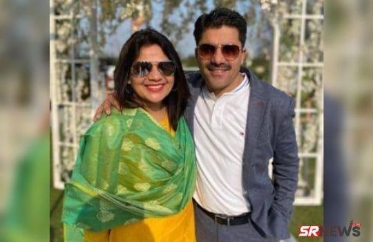 Rohit Sardana Family