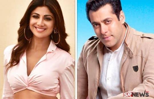 Salman Khan Shilpa Shetty