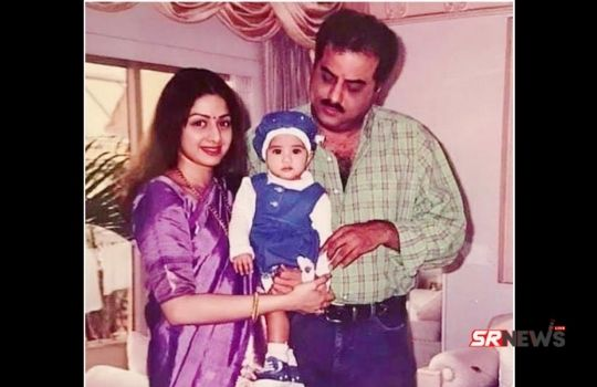 Shreedevi Boni Kapoor