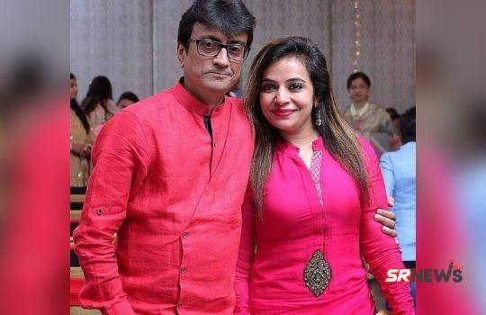 Amit Bhatt wife Kruti Bhatt