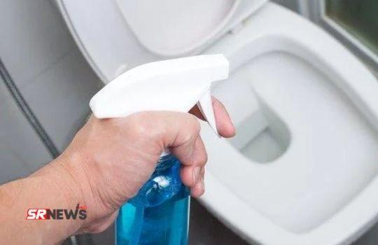 DIY Toilet Spray