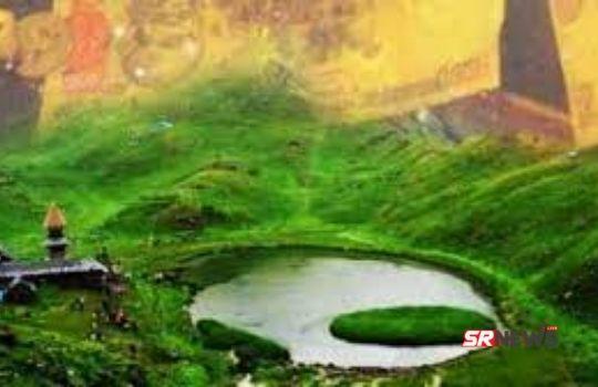 Himachal Pradesh Kamrunag lake