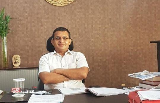 IAS Maniram Sharma
