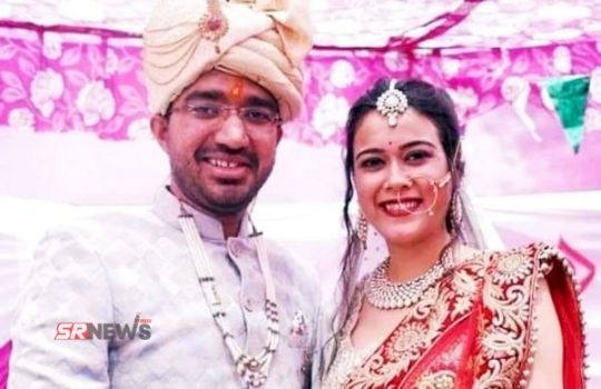 IAS Officer Married just 101
