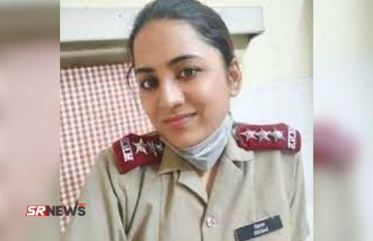 Indian Army Captain Sakshi