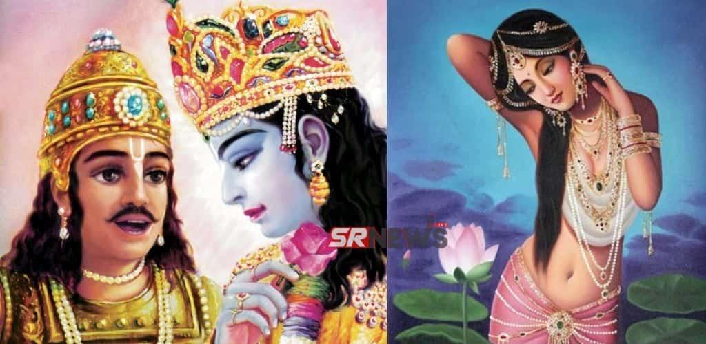 Iraavan Krishna Story