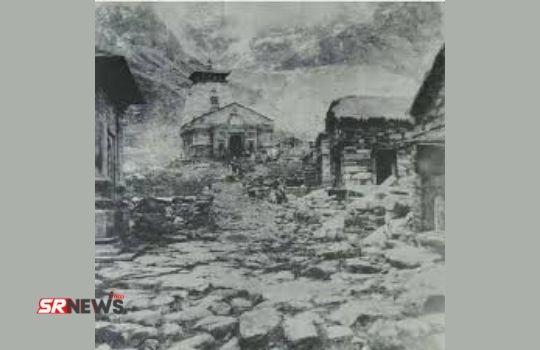 Kedarnath Temple History