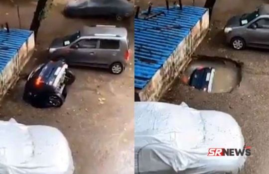 Mumbai Viral Video