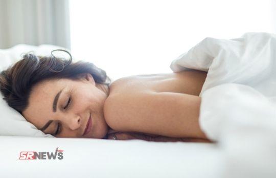 Naked sleeping benefits