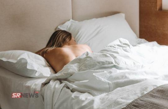Naked sleeping