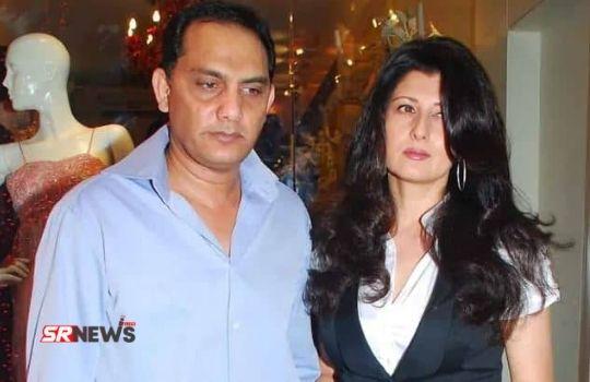 Sangeeta Bijlani with husband