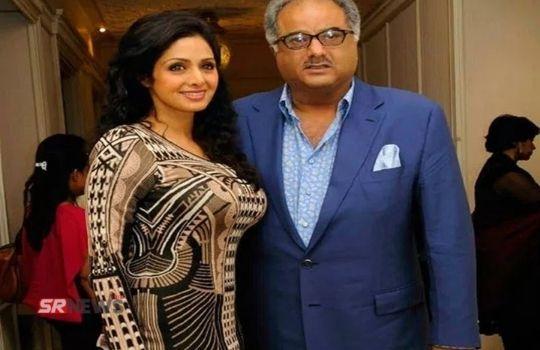 Shreedevi Boni Kapoor Relationship