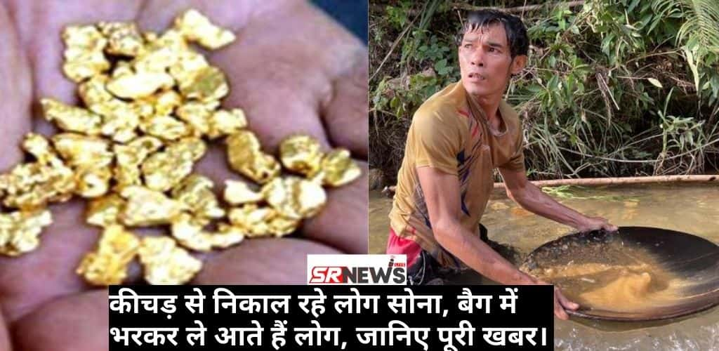Thailand Gold River