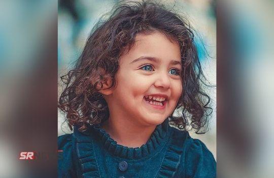 world cute smile baby girl