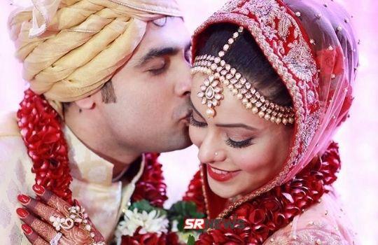 Aamna Sharif Wedding pic