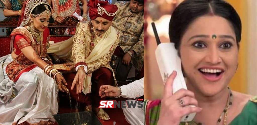 Daya Bhabhi marriage image