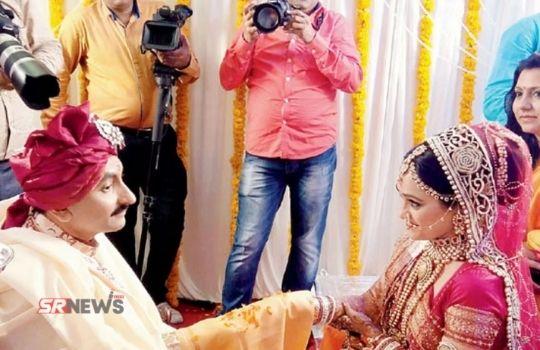 Disha Vakani Marriage Image