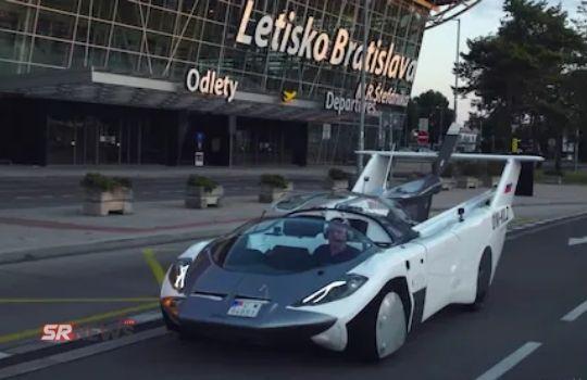 Flying Car Test