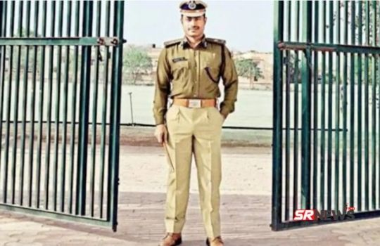 Story of IPS Dinesh MN