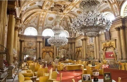 Jay Vilas Palace Room