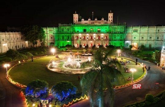 Jay Vilas Palace night View
