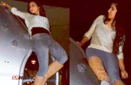 Katrina Stunt