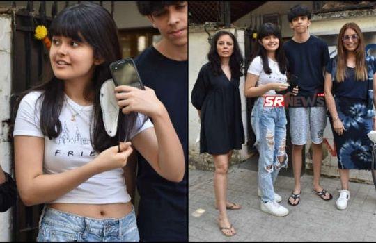Mahima Choudhary family
