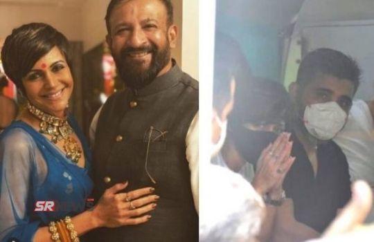 Mandira Bedi Husband Death