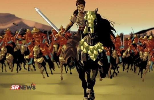 Queen Amina Story