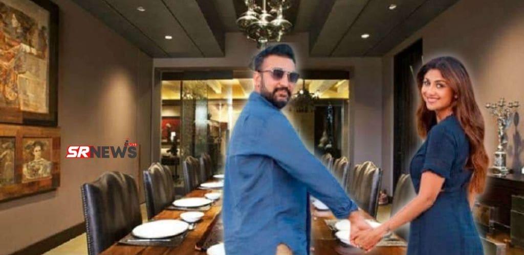 Raj Kundra Shilpa Shetty Luxury house