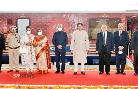Ram Nath Kovind Rail
