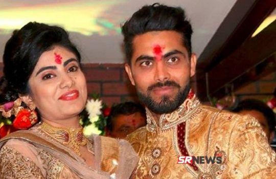 ravindra jadeja and wife riva