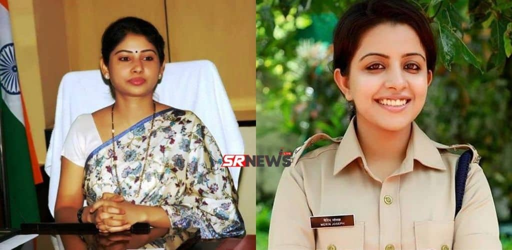 beautiful women officer in india
