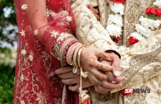 women did fifth marriage