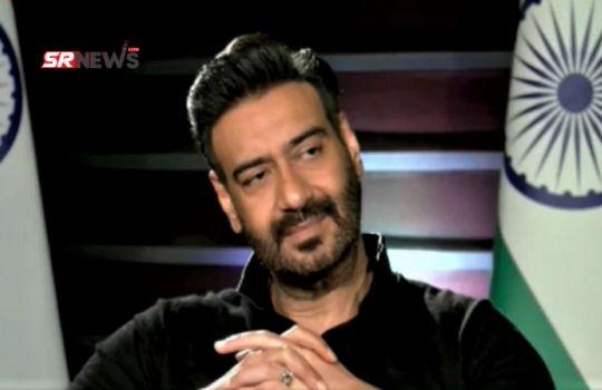 Ajay devgan on modi and indira