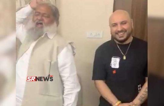 Anil Vij Viral Video