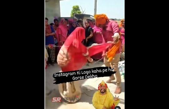 Devar Bhabhi Fight Funny Video
