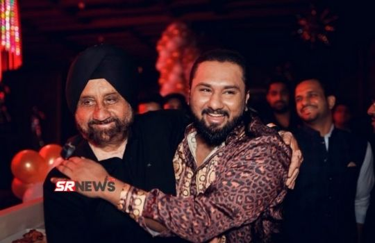 Honey Singh father