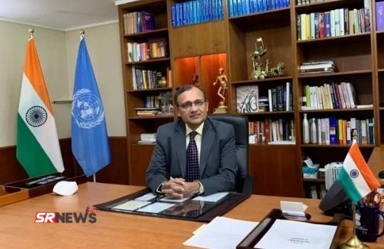 India chair person of security council