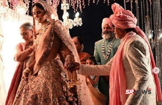 Katrina kaif in Bride Look