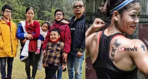 4 बच्चों की मां है, लेकिन रोजाना 14KM दौड़ती हैं, Mary Kom. जाने 38 साल की चैम्पियन के फिट रहने के तरिके को।
