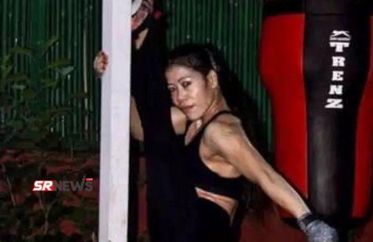 Mary Kom Gym