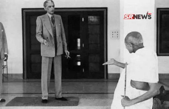 Mohammad Ali Jinnah Mahatma Gandhi